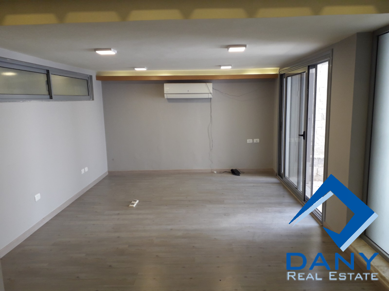 Commercial Store Space For Rent Semi Furnished in Maadi Sarayat Great Cairo Egypt
